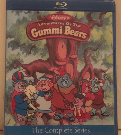 Disney's Adventures of the Gummi Bears 6 Seasons with 65 Episodes (95 Segments) on 3 Blu-ray Discs