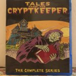 Tales From The Cryptkeeper The Complete Series 3 Season 39 Episodes on 3 Blu-ray Discs in 720 HD