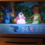 Lilo & Stitch The Complete Series 2 Seasons with 65 Episodes with 2 Movies on 5 Blu-ray Discs in 720p HD