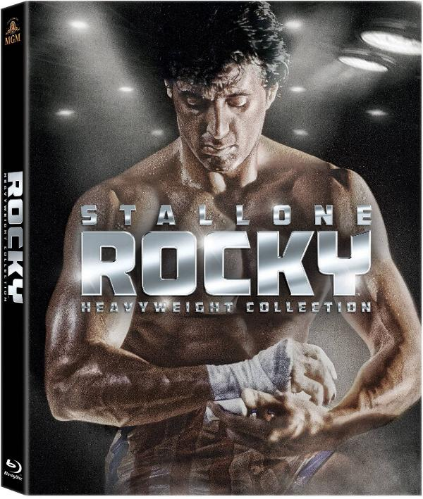 Along with featuring all six films, Rocky features a stunning new master.