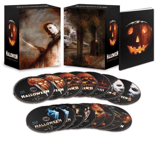 Halloween: The Complete Collection is the perfect treat for a scary night.
