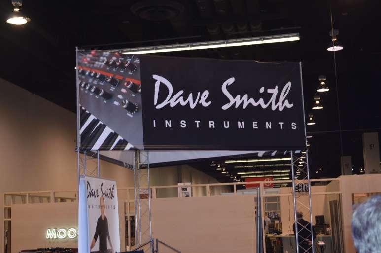 Dave Smith Booth