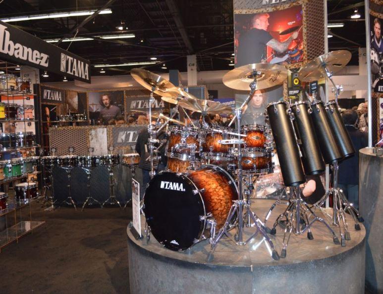 namm tama drums