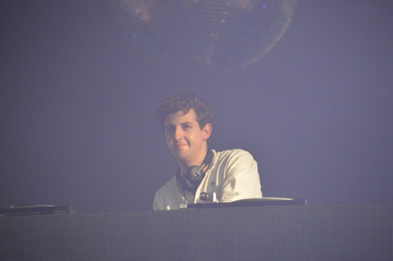 Jamie xx - Brian Anderson Monsters and Critics 2015 ©
