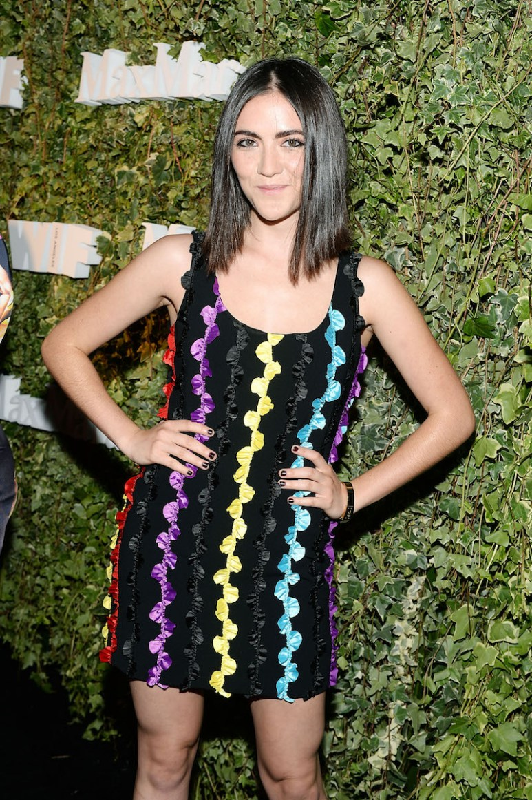 LOS ANGELES, CA - JUNE 14: Actress Isabelle Fuhrman attends Max Mara Celebrates Natalie Dormer - The 2016 Women In Film Max Mara Face Of The Future at Chateau Marmont on June 14, 2016 in Los Angeles, California. (Photo by Stefanie Keenan/Getty Images for Max Mara)