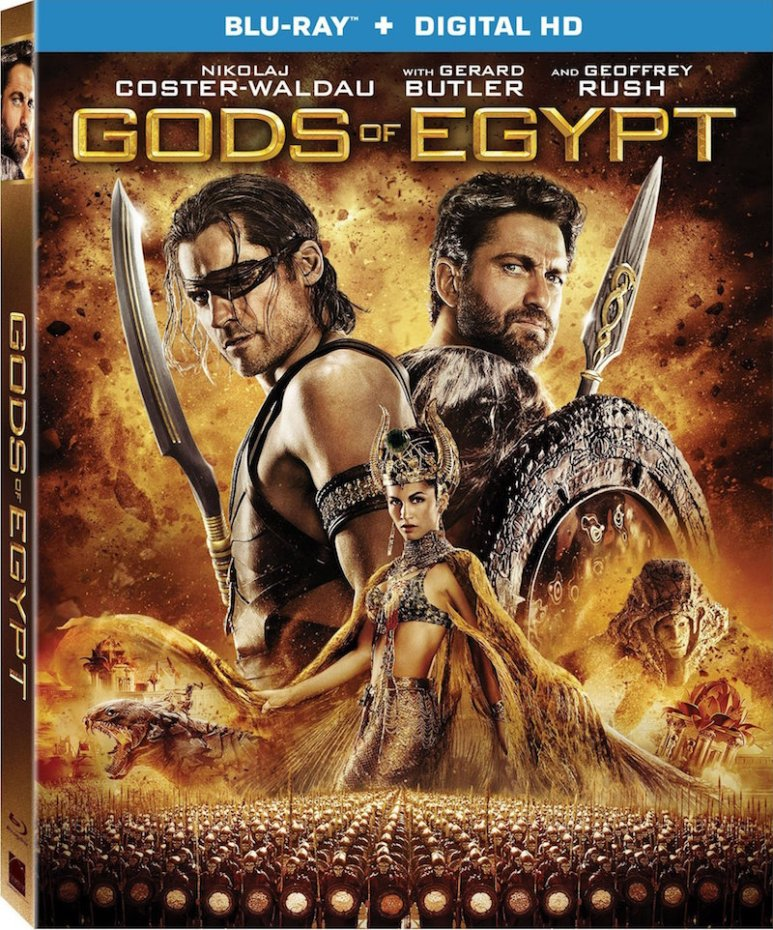 Gods of Egypt looks impressive at times, but fails to match its epic story.
