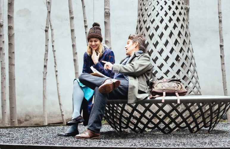 Greta Gerwig co-stars with New York City in this tame location driven rom-com