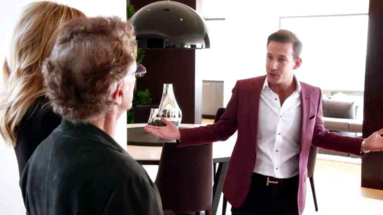 Josh makes an offer on Million Dollar Listing Los Angeles