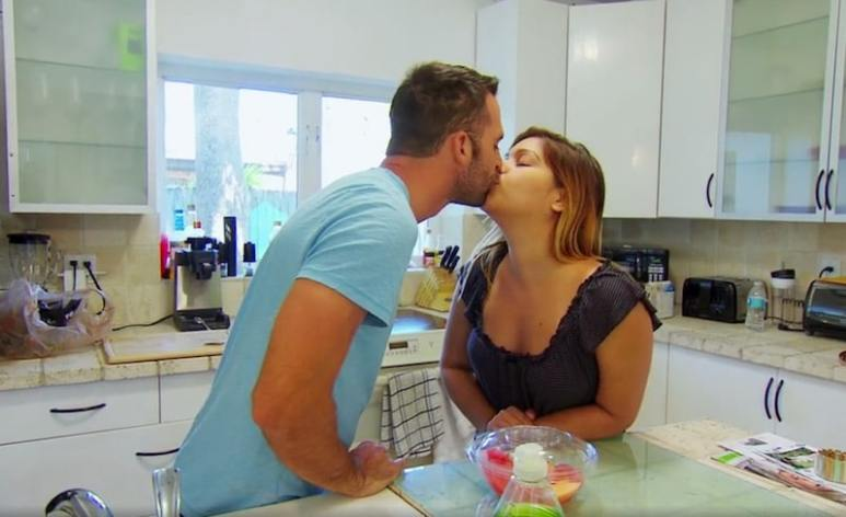 Tom and Lillian kiss ahead of their second honeymoon — on his bus —as Married At First Sight reaches its climax