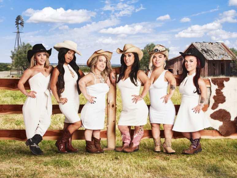 The Little Women: Dallas cast