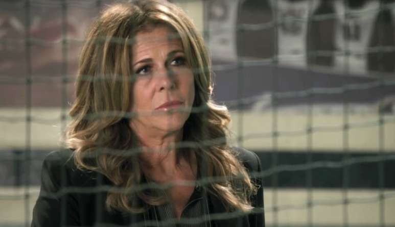 Rita Wilson as Ginny's therapist on this week's episode of Pitch on FOX
