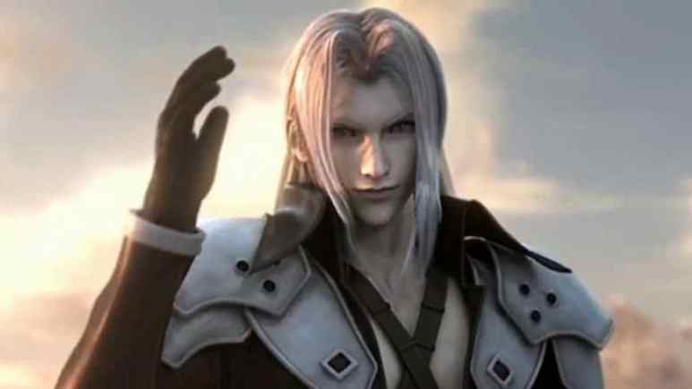 Picture of Sephiroth