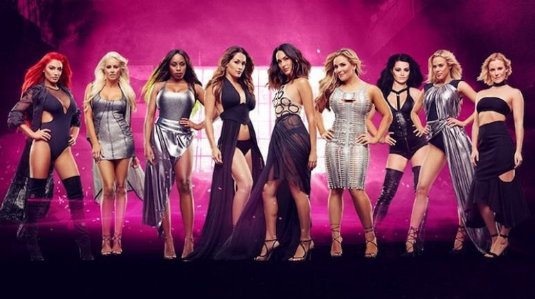 The full cast line-up for Total Divas Season 6 on E!