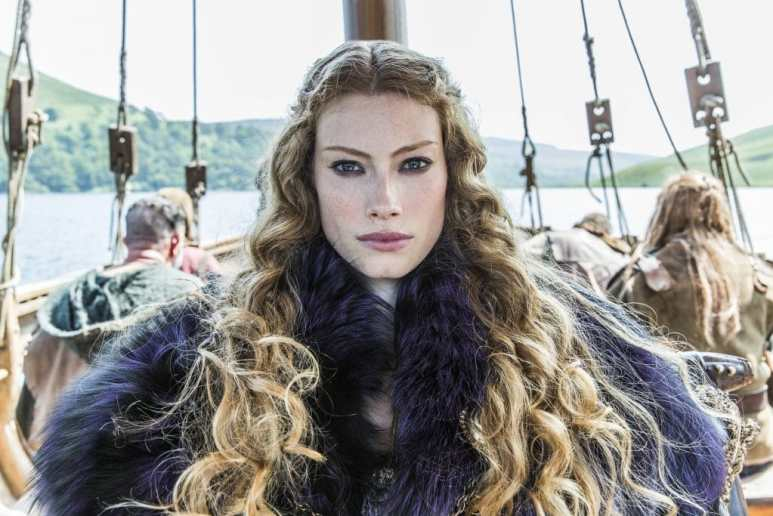 Queen Aslaug's role as mother to many of Ragnar's sons made her a character to remember as did her powerful ambition