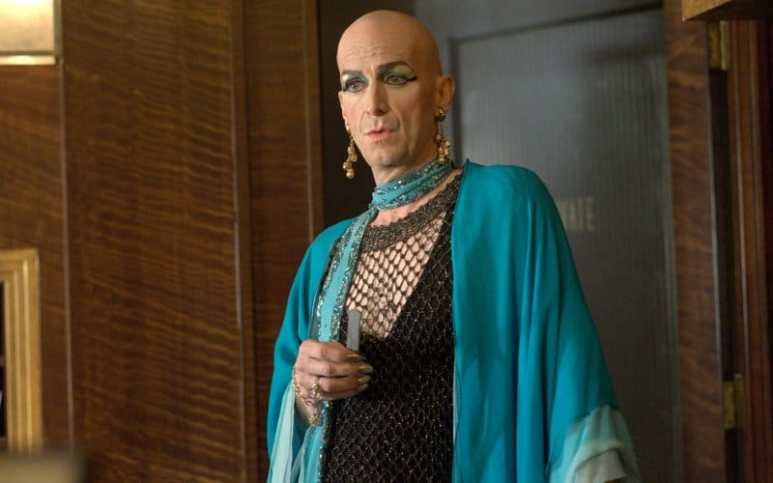 Denis O'Hare in American Horror Story Hotel