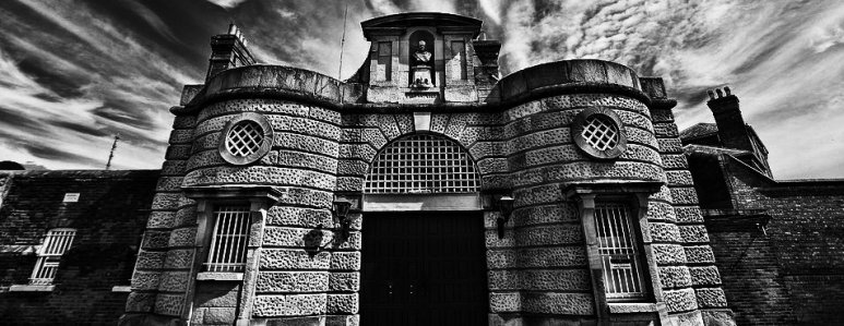 Paranormal Lockdown visits The Dana Prison