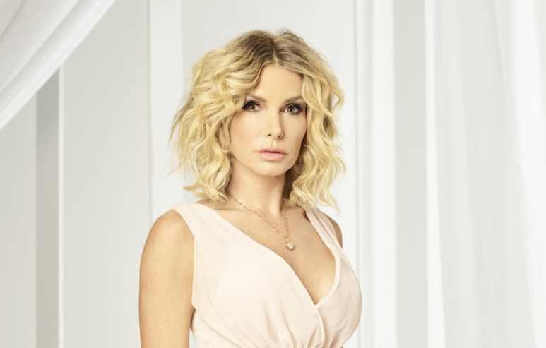 Eden Sassoon in her promotional photo for The Real Housewives of Beverly Hills