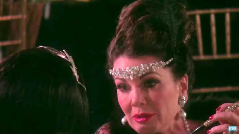 Lisa Vanderpump tells Eden just where she stands on Kyle Richards