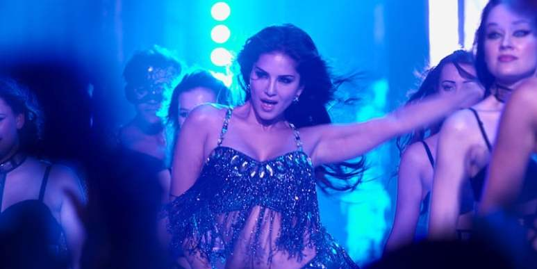 Sunny Leone, whose life is the focus of Dilip Mehta's new documentary Mostly Sunny