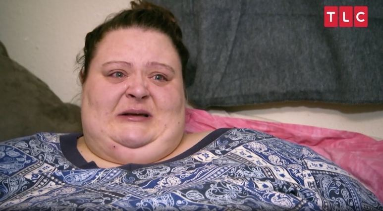 Kirsten crying on My 600-lb Life