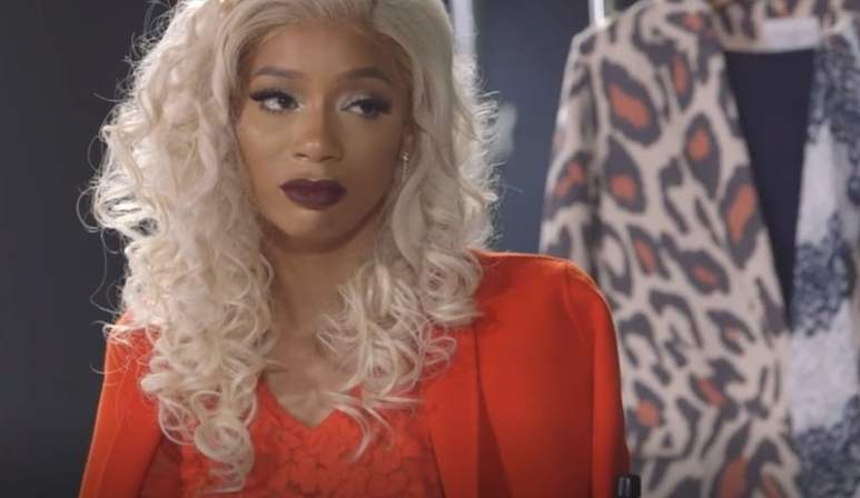 Tommie Lee turns on the waterworks as she talks to Stevie J on Leave it to Stevie