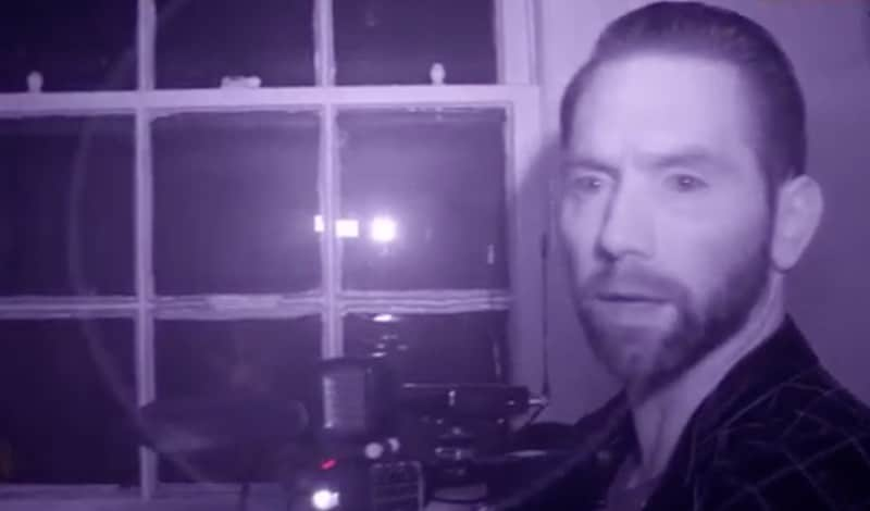 Paranormal Lockdown team probe house where gruesome murder