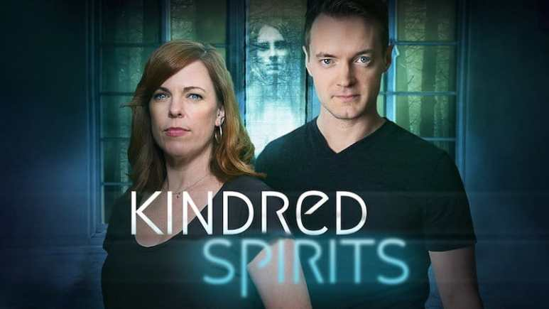 Amy Bruni and Adam Berry, who are returning for Kindred Spirits Season 2