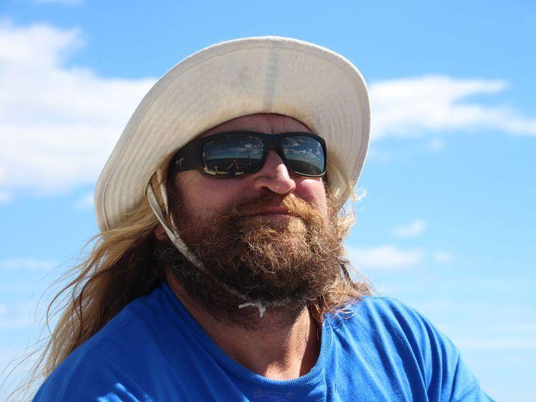 Fish Hawk Captain Brad