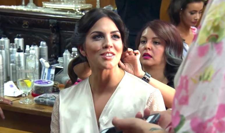 Katie Maloney gets ready for her wedding on this week's Vanderpump Rules