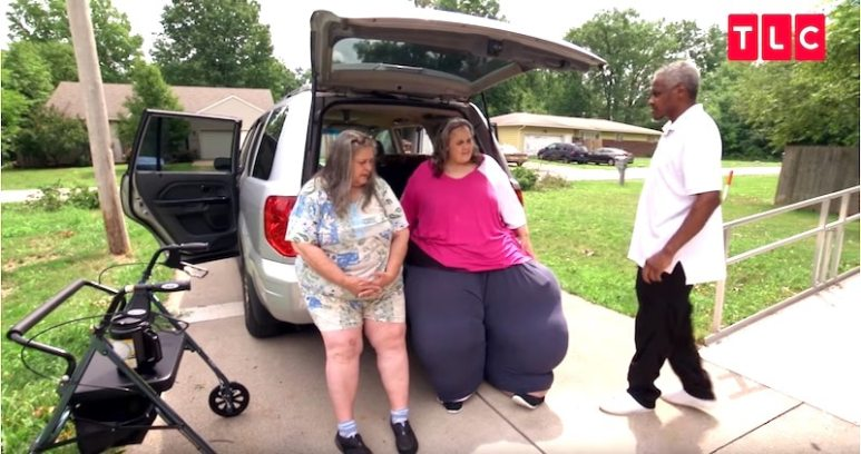 Tracey, her mom and Anthony prepare for the 20-hour drive