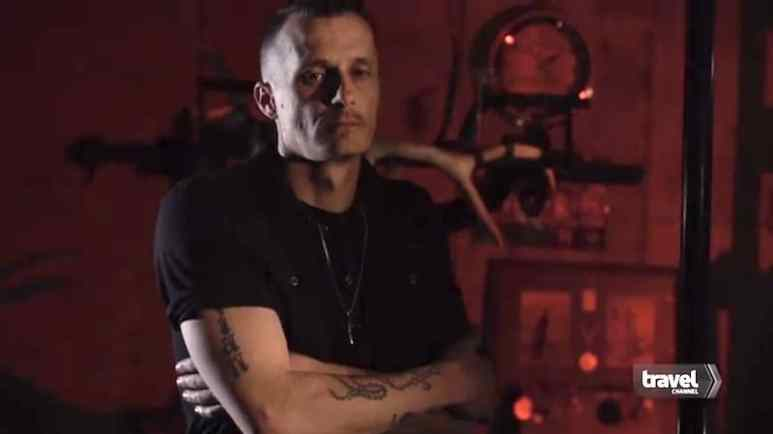 Chris Stone, whose demonic oppression is the subject of this week's Ghost Adventures