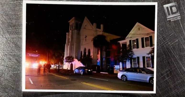 Emanuel African Methodist Episcopal Church in Charleston