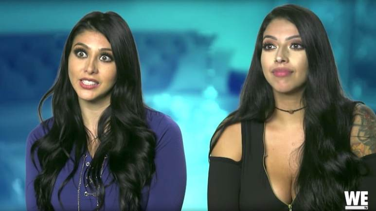 Suha 'Susu' Ibrahim and her sister Hanan on this week's Dr. Miami
