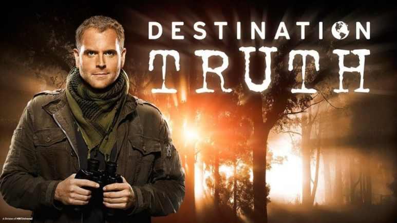 Josh Gates' Destination Truth