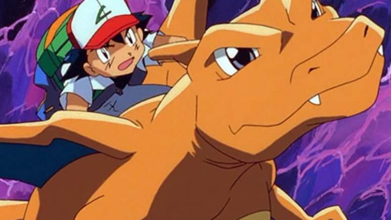 Artwork from Pokémon 3: The Movie