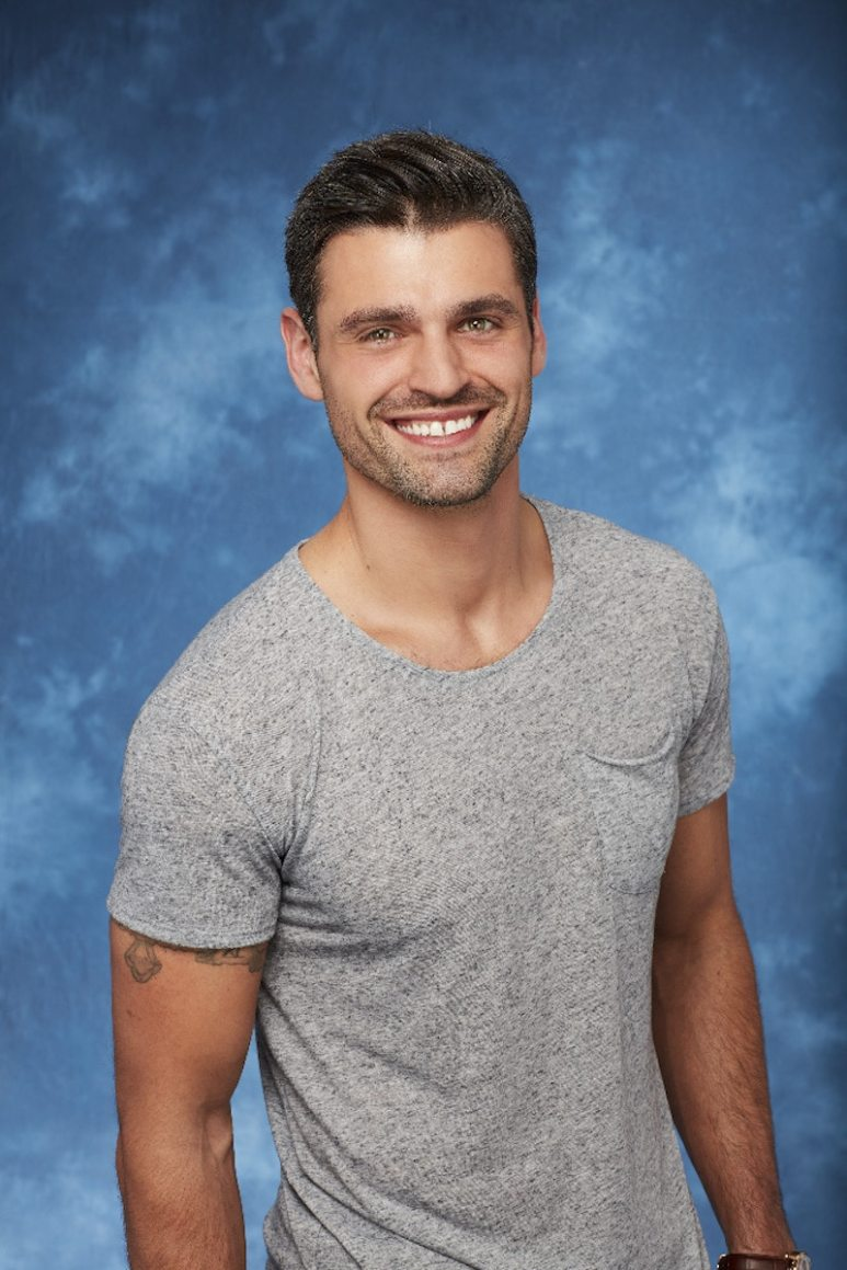 Peter from The Bachelorette