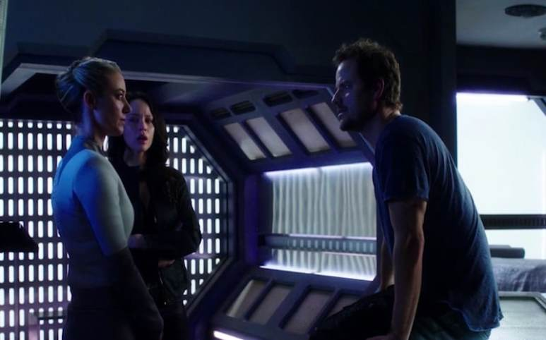Three talking to Android and Two on Dark Matter