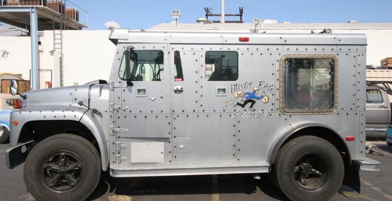 Monster Garage Dunk Tank Truck