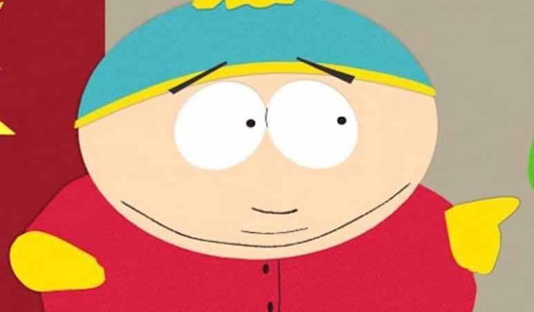 Eric Cartman in South Park