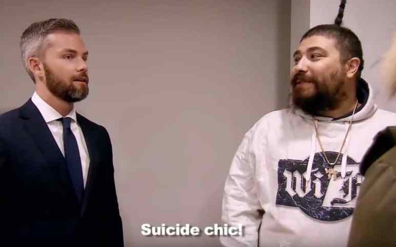Ryan and The Fat Jew on Million Dollar Listing New York