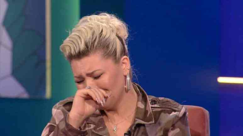 Amber Portwood breaks down in tears on the Teen Mom OG reunion