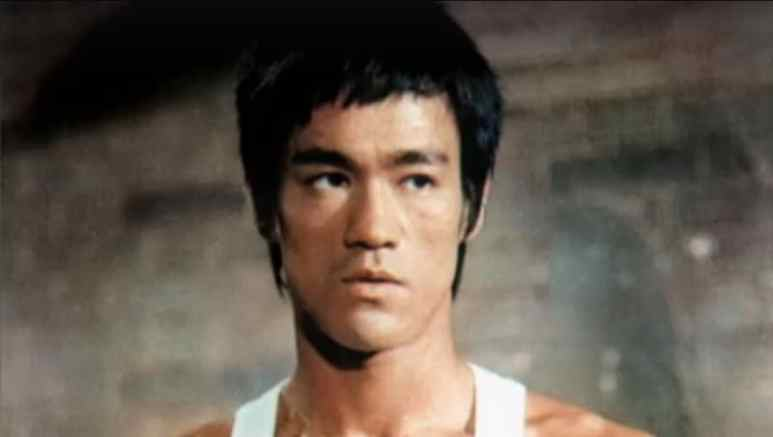 Bruce Lee in The Way of The Dragon