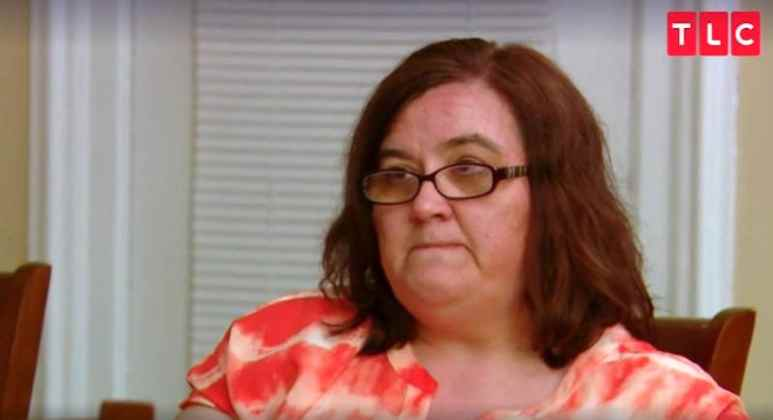 Danielle talking on 90 Day Fiance: Happily Ever After?