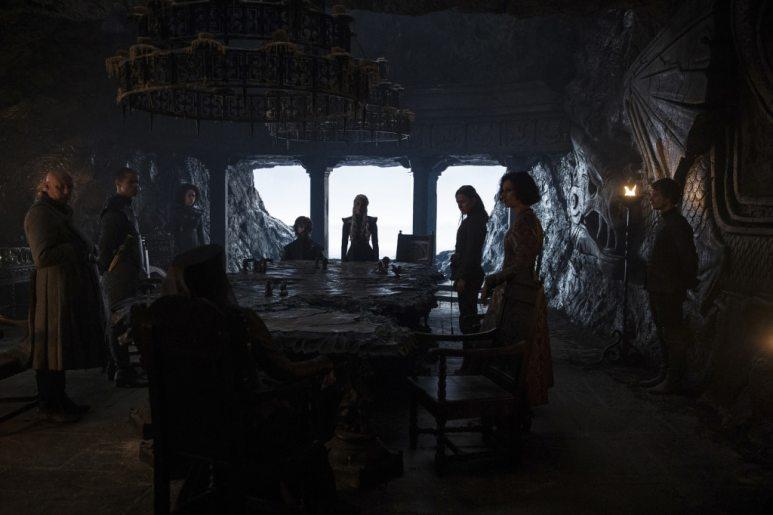 Emilia Clarke as Daenerys Stormborn