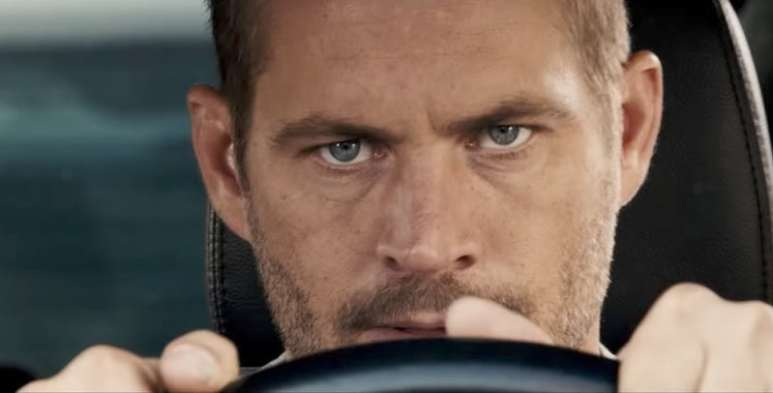 Paul Walker in a scene from Furious 7 featured in See You Again