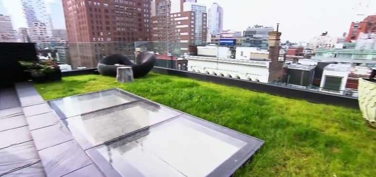Amazing SoHo penthouse