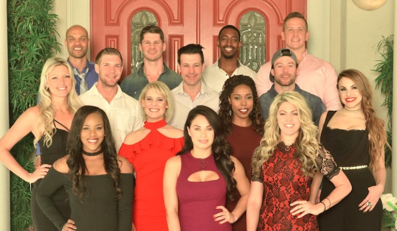 Picture of The Spouse House cast