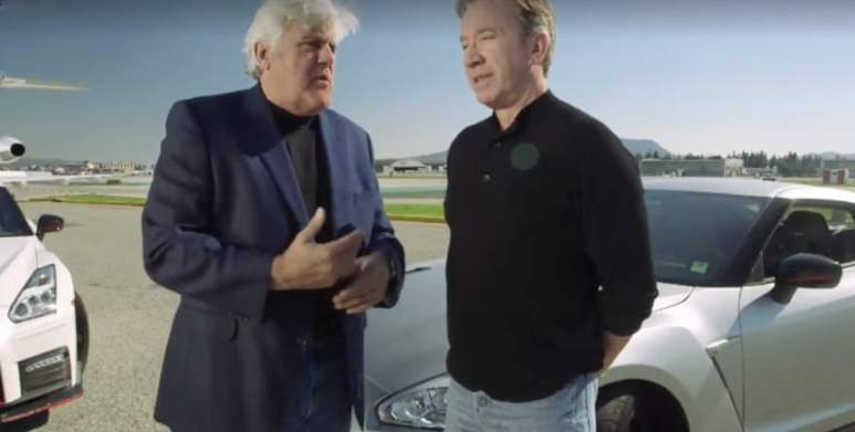 Jay and Tim Allen meets up to drift in their GTRs