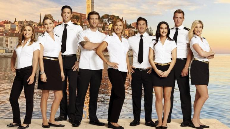 The Below Deck Mediterranean Season 2 crew