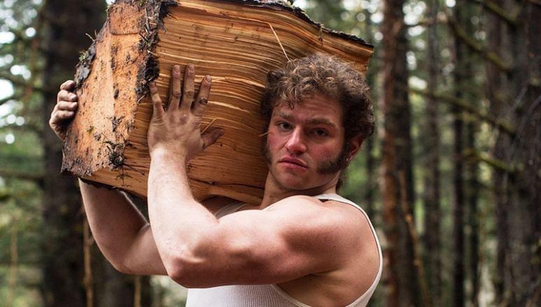 Gabe Brown on Alaskan Bush People